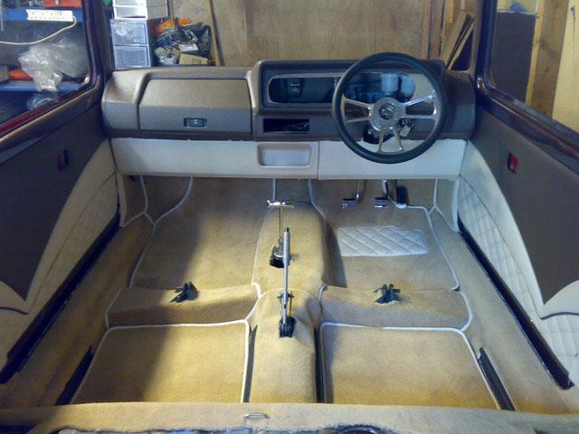 Car Interior Design Uk