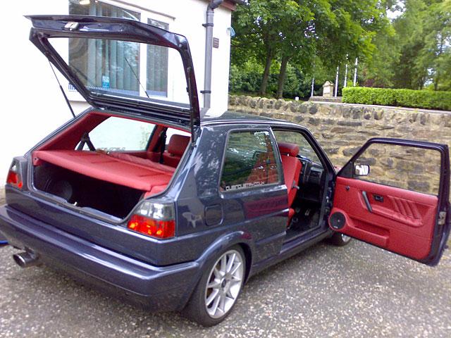 Vw Golf  Car Seats