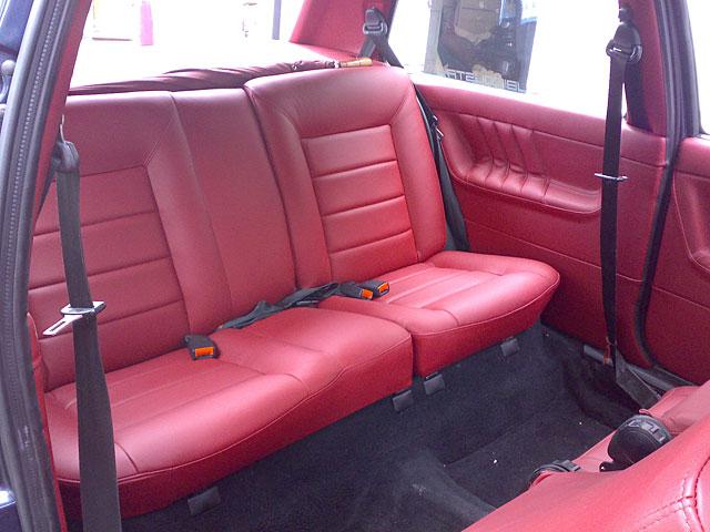 Custom Leather Car Interior Uk